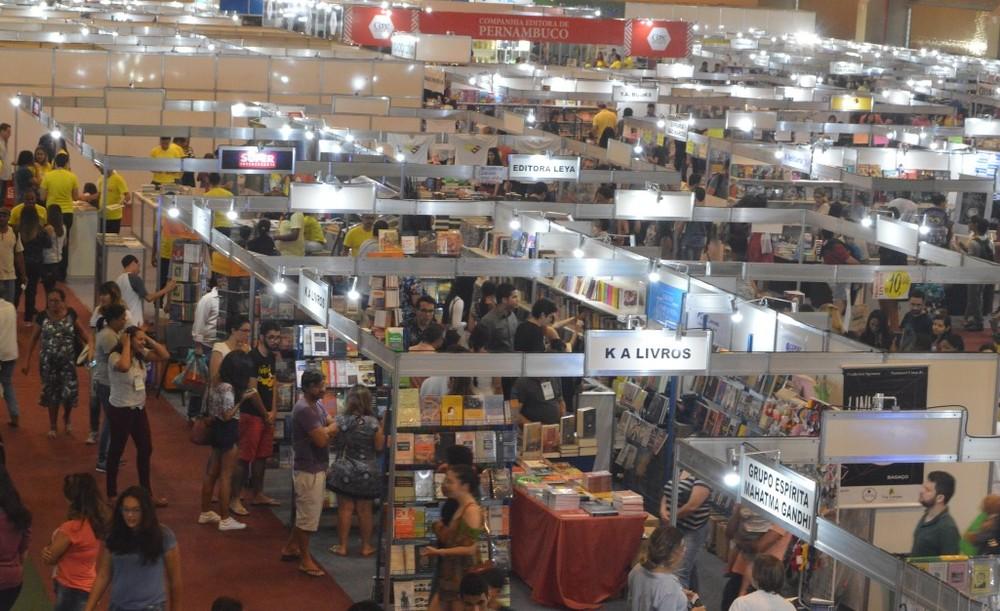 olinda abriga XII bienal internacional do livro de pernambuco