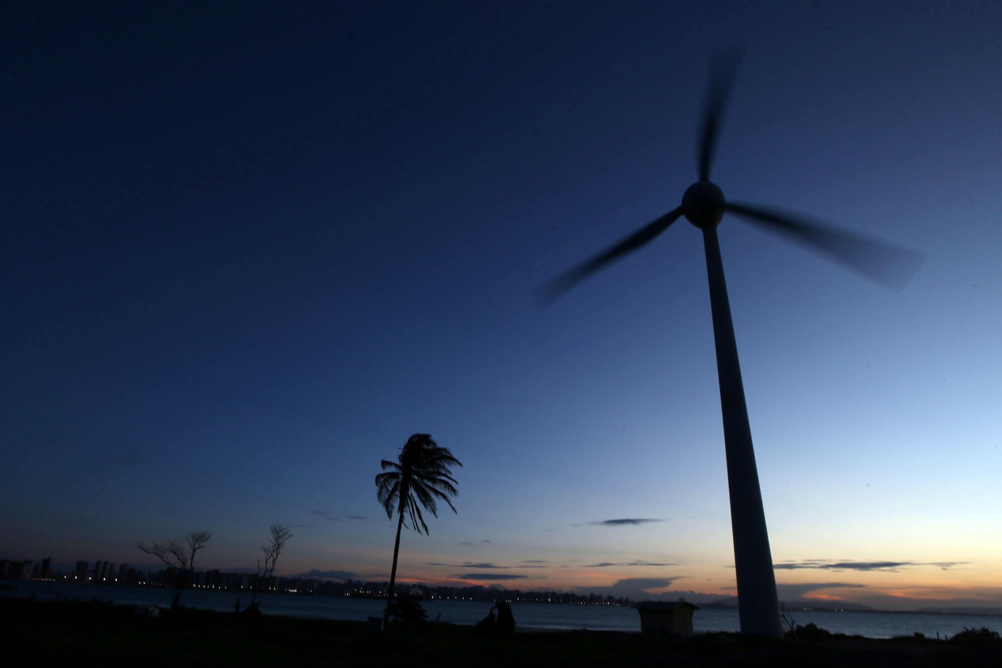 parque eólico será construído na bahia por meio de joint venture