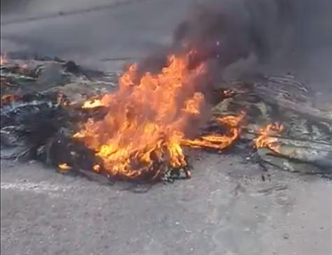 Itapissuma tem protesto de ostreiros