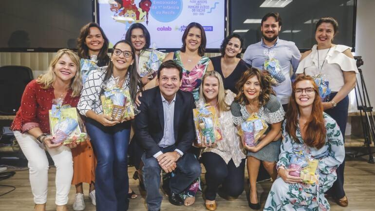 conheça programa embaixador da primeira infância do recife