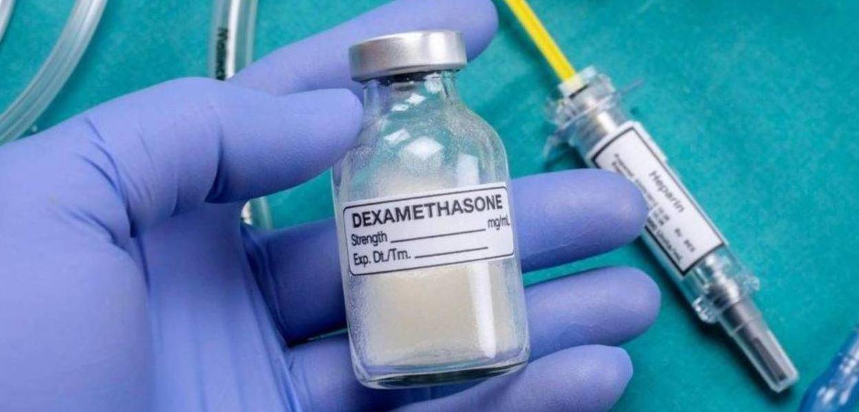 oms não recomenda uso de dexametasona em casos leves de covid-19
