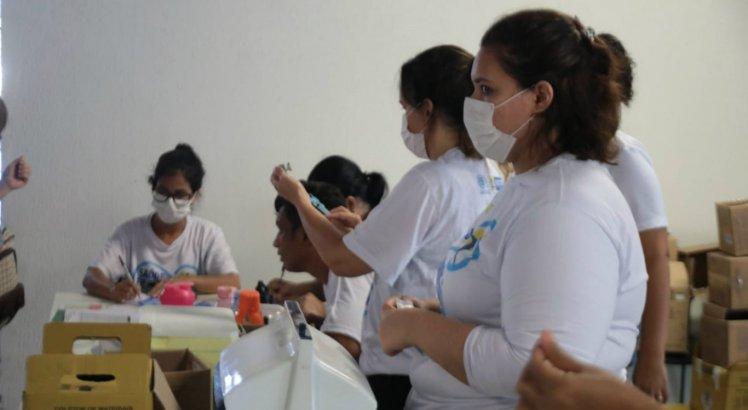 recife abre postos volantes para campanha de vacinação