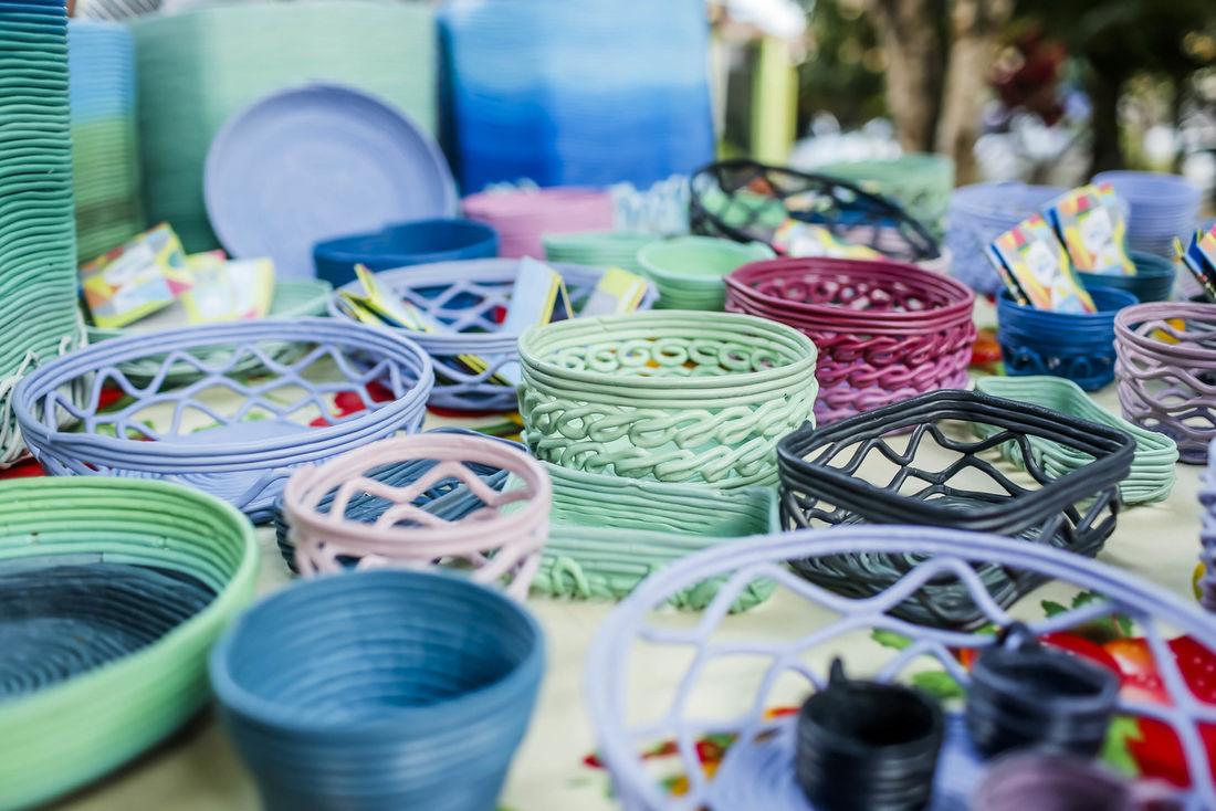 evento discute o destino de resíduos plásticos no recife