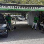 profissionais da saúde ganham desinfecção veicular gratuita no recife
