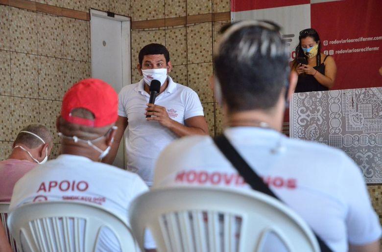 rodoviários do grande recife aprovam greve a partir do dia 22