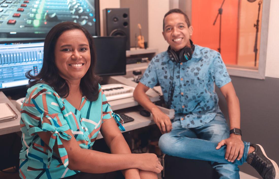 jornalistas lançam podcast sobre cena cultural pernambucana