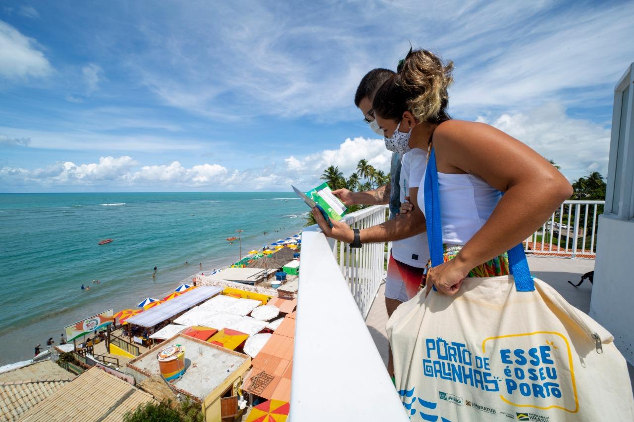 campanha porto de galinhas ipojuca alavanca destino turístico
